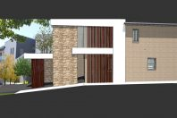 MODERN TOWN HOUSE DESIGN 23 Ashby Avenue Yagoona