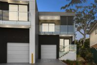 Duplex with Basement Parking